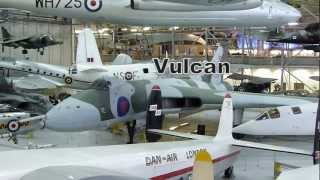 preview picture of video 'Aircraft Museum - Duxford - Nov 2011'