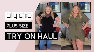 Plus Size City Chic Haul