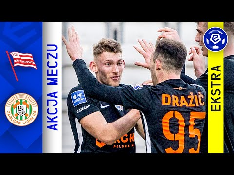 Wideo: Przewrotka Szysza w okienko | Cracovia - Zagłębie | Ekstraklasa 2020/21 | 19. Kolejka