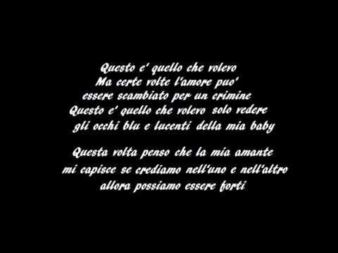 , title : 'George Michael Father Figure tradotto in italiano'
