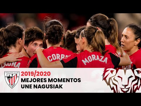⚽ Athletic Club Femenino 2019/20 | Mejores momentos
