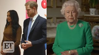 Queen's Birthday Not Acknowledged By Prince Harry And Meghan Markle