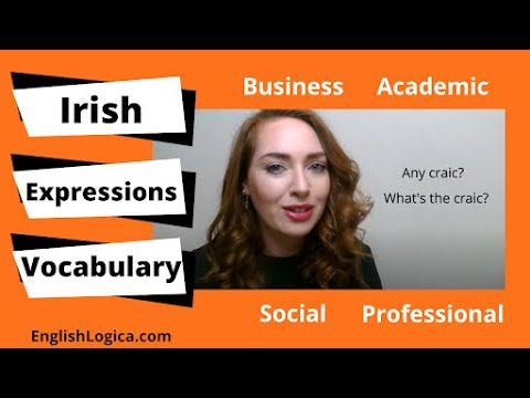 English Expressions to Use in Ireland