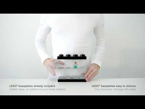Lego Few Black Doboz 8 minifigurának