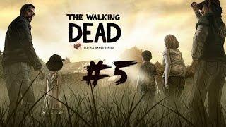 Прохождение ► The Walking Dead Сезон 1 ► #5 - Финал Продолжение следует... [Rus Full HD]