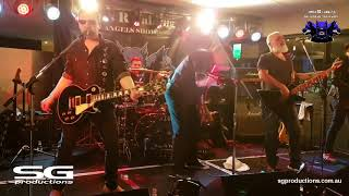 Dogs R Talking  Live @ Manly Leagues