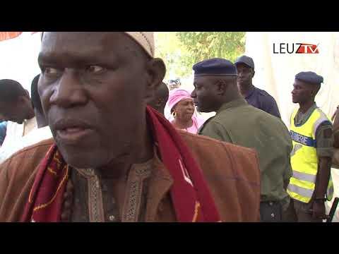 Vidéo: Cheikh Béthio Thioune gate ses talibés à Médinatou salam