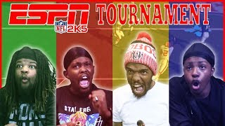 We Did A Tournament On The Greatest Football Game Ever Made!