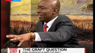 The graft question as Kenya is ranked 3rd Worldwide: Kivumbi 2017 pt 2