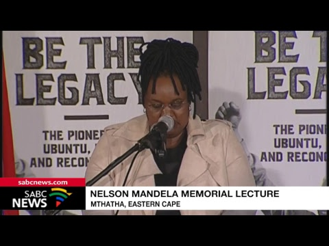 Prof Lumumba Delivers The Nelson Mandela Memorial Lecture, 17 July 2018 Mp3