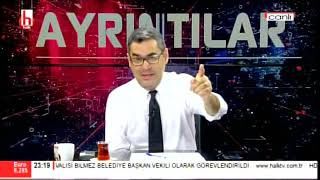 Yeni Türkiye halleri / Enver Aysever ile Ayrıntılar / 3. Bölüm- 19.08.2019