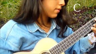 Green eyes - Coldplay (ukulele cover) + chords