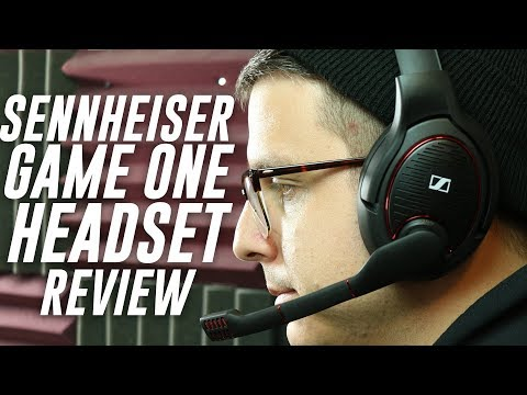 Sennheiser GAME ONE Gaming Headset Review