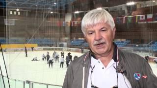 La trasferta ampezzana della squadra di hockey russa Metallurg Magnitogorsk