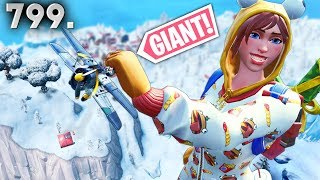 GIANTS IN SEASON 7! - Fortnite Funny WTF Fails and Daily Best Moments Ep. 799