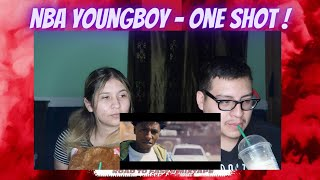 YOUNG BOY NEVER BROKE AGAIN - ONE SHOT | Official Music Video | REACTION