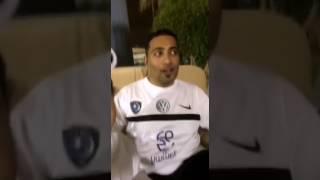 جميع سنابات شبل قطر مع لاعبين الهلال