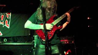 Acheron - Blessed by Damnation [Live @ Saint Vitus Bar, NY - 12/17/2011]