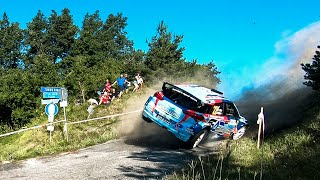 Rally di Alba 2020 | CRASH & FLAT OUT Action!