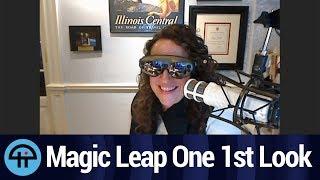 Magic Leap One First Look: A Peek into the Future | Kholo.pk