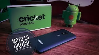 Moto E5 Cruise Unboxing in 4K!
