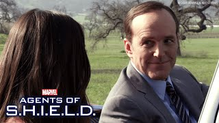 Агенты Щ.И.Т.а, A message from Clark Gregg, Agent Phil Coulson