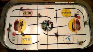 Stiga Tischeishockey Puckhunters Final vs. Pitjupp