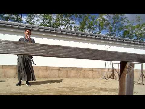 Samurai Performance - Toei Kyoto Studio Park