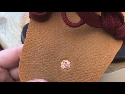Die Huarache-Sandalen der Tarahumara