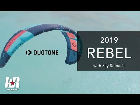 Duotone Rebel 2019