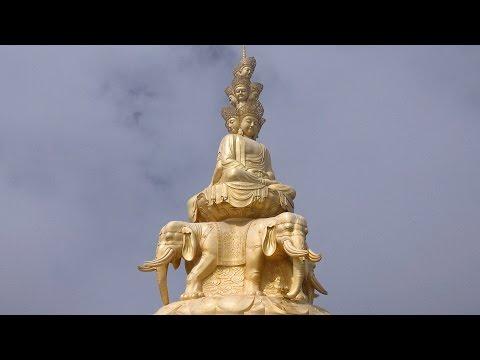 The Amazing Beauty of Emei Shan Sacred Mountain