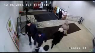 """Кража денежных средств из монетоприемника аппарата """"Хватай-ка"""""""