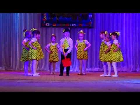 танец Антошка dance baby