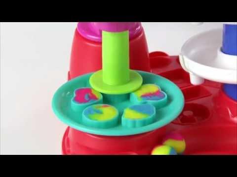 Фото Набор Play-Doh (Плей-До) «Фабрика конфет» Hasbro