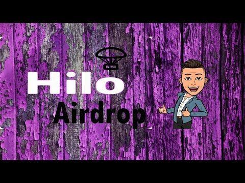 Airdrop Hilo Round 4 muito fácil , 100% VAI PAGAR !