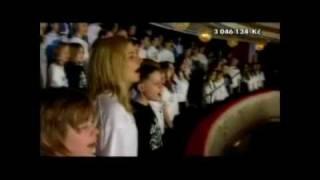 Kryštof a dětský pěvecký sbor Domino - Plán