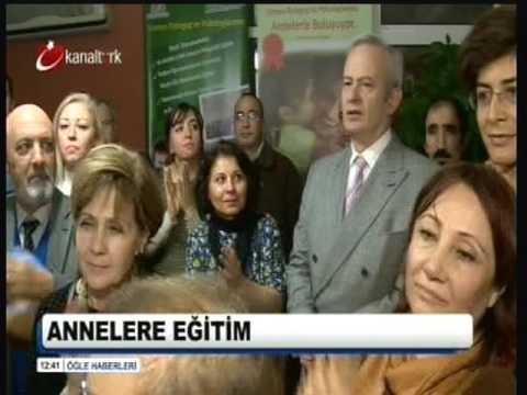 Kanaltürk Uzman Pedagog Soner Koşa - Bilinçli Anneler Okulu Projesi, sonerkosan.com