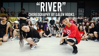 "Bishop Briggs ""River"" Choreography by Galen Hooks"