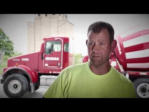 A Day in the Life of a Ready Mixed Concrete Truck Driver