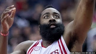 James Harden and the Houston Rockets roll into Charlotte to Take on the Hornets (VIDEO)