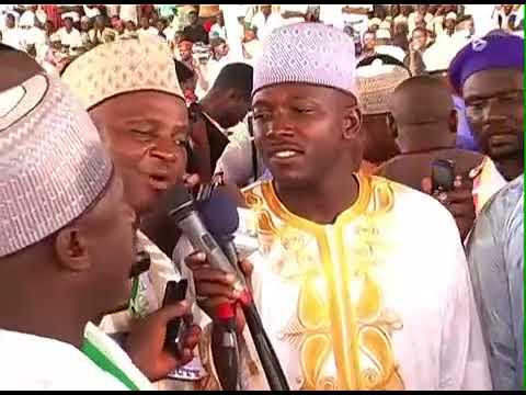 Mawlid Sheikh Ibrahim Niasse Nigeria thikr