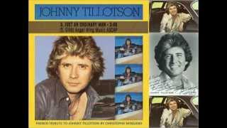 JUST AN ORDINARY MAN - JOHNNY TILLOTSON - 1977