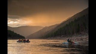 Сплав по рекам сибири с рыбалкой август месяц