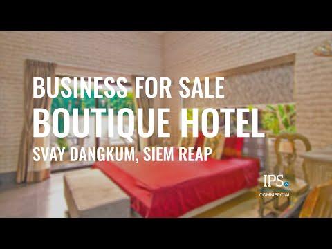 7 Room Business Boutique For Sale - Svay Dangkum, Siem Reap thumbnail