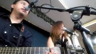 Air Kissed Acoustic - CROSS MY HEART by EBTG