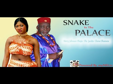 SNAKE IN THE PALACE  -   Nigerian Nollywood movie