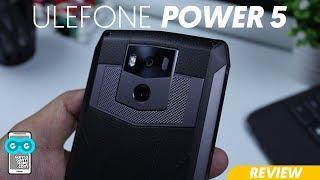 Review Ulefone Power 5 - BATTERY MONSTER Jago Bikin Kesemutan!