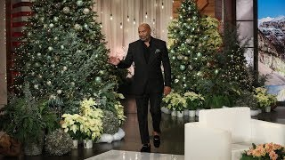 Busy Steve Harvey Reveals Which Job He