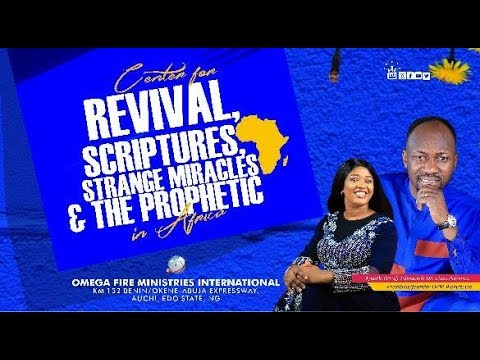 Watch Sunday Service With Apostle Johnson Suleman 10th May 2020