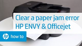 hp document feeder jam - मुफ्त ऑनलाइन